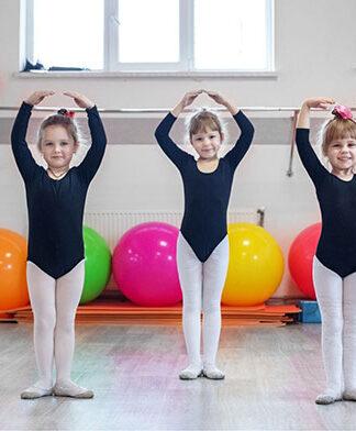 Obóz taneczny dla dzieci